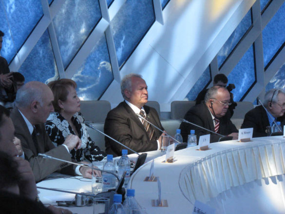 Выступление Председателя Международной Федерации Курдских Общин, Профессора Мирзоева К.И.