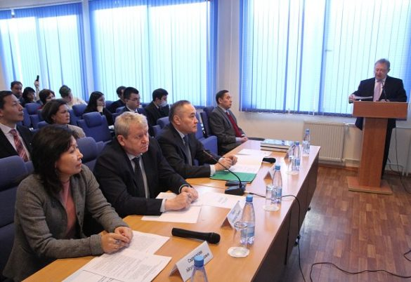 Международная научно-практическая конференция «Образ независимого Казахстана в странах зарубежного Востока: тенденции и перспективы»