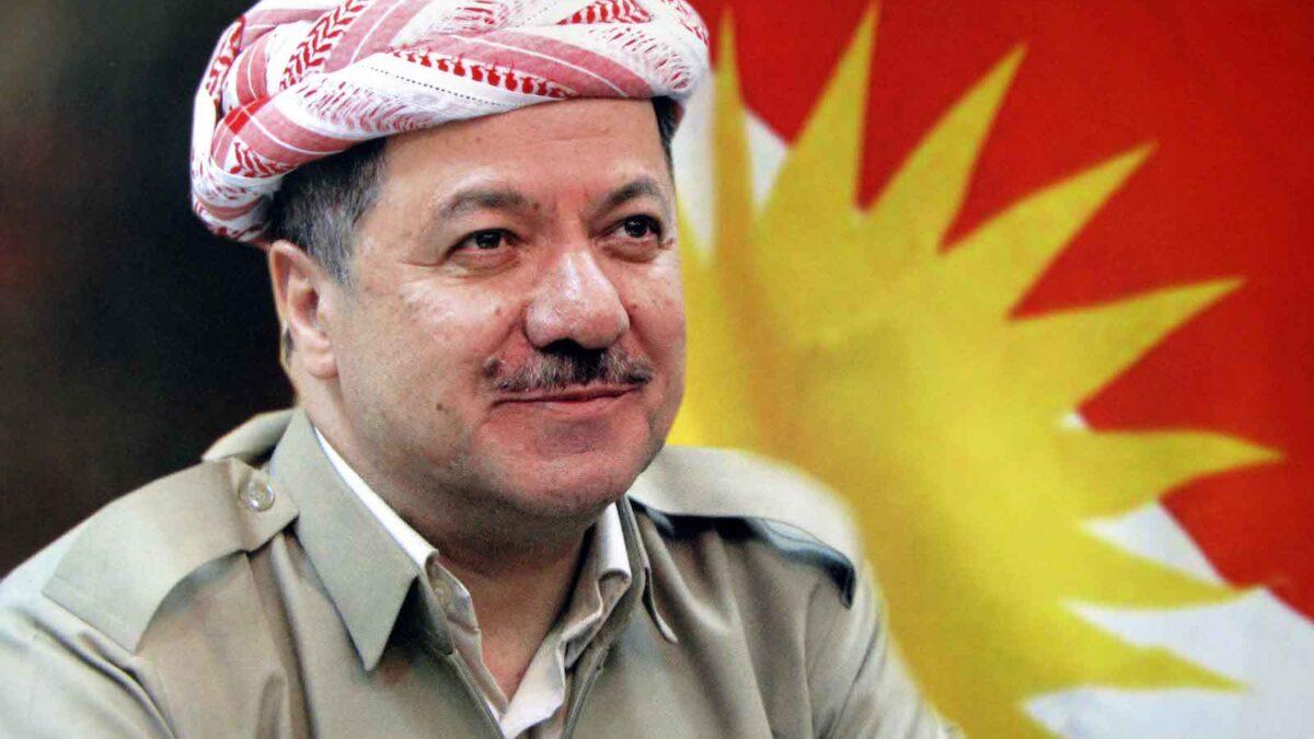 Sipasbahîya Serok Mesûd Barzanî rêveberîya Federasîyona navnetewe ya dîyasporên kurdên Sovyêta berê ra