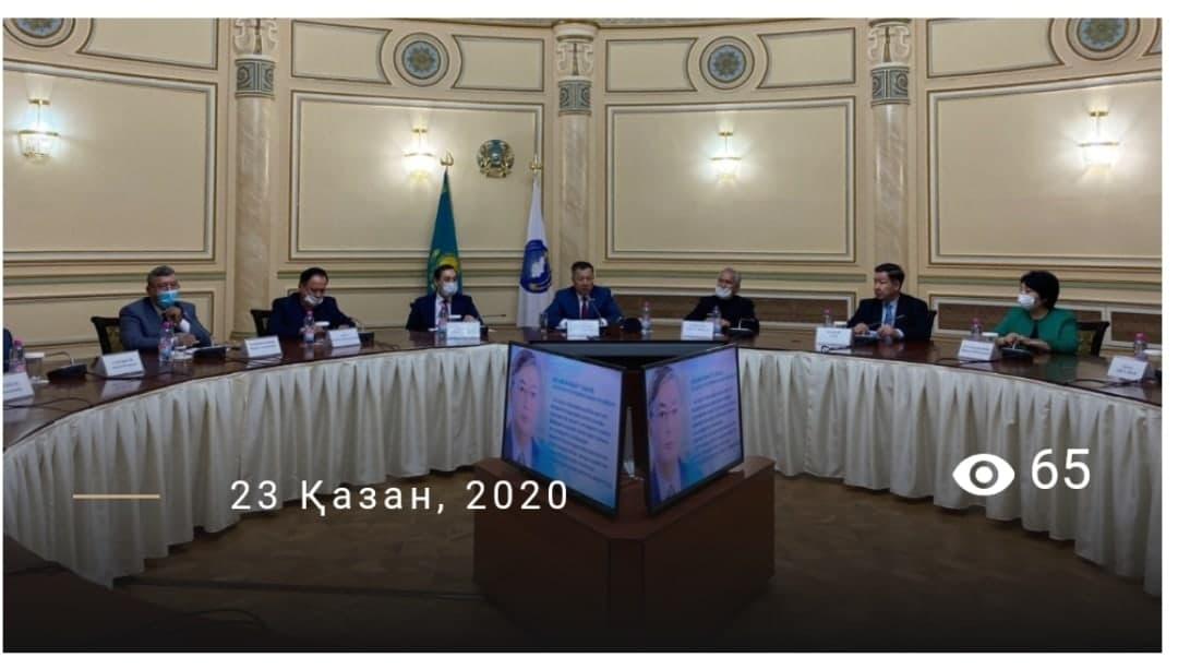 Жансейіт Түймебаев: Қазақ тілінің қоғамдағы қолданыс аясын кеңейту бағытындағы жұмыстар жалғасуда