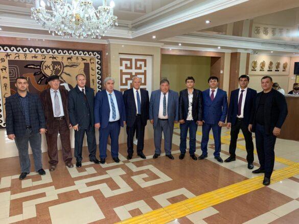 """Рабочий визит делегации Ассоциации """"Барбанг"""" в южные регионы Казахстана"""