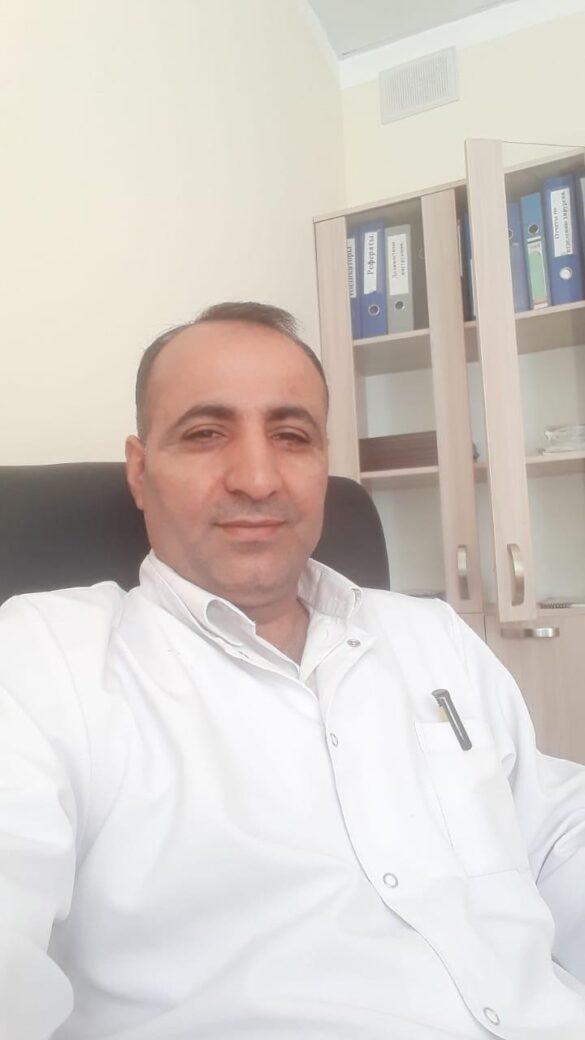 Ахмад Дарвиш - врач высшей категории РК