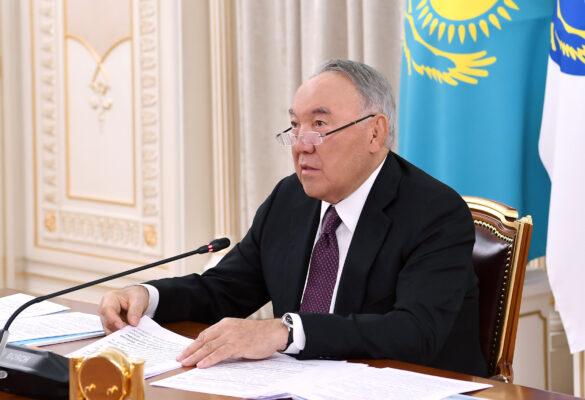 """Нурсултан Назарбаев: """"Ассамблея – общее детище, созданное всем народом, и мы должны ее беречь"""""""