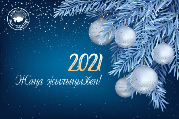 Қазақстан халқы Ассамблеясы қазақстандықтарды Жаңа жыл мерекесімен құттықтайды