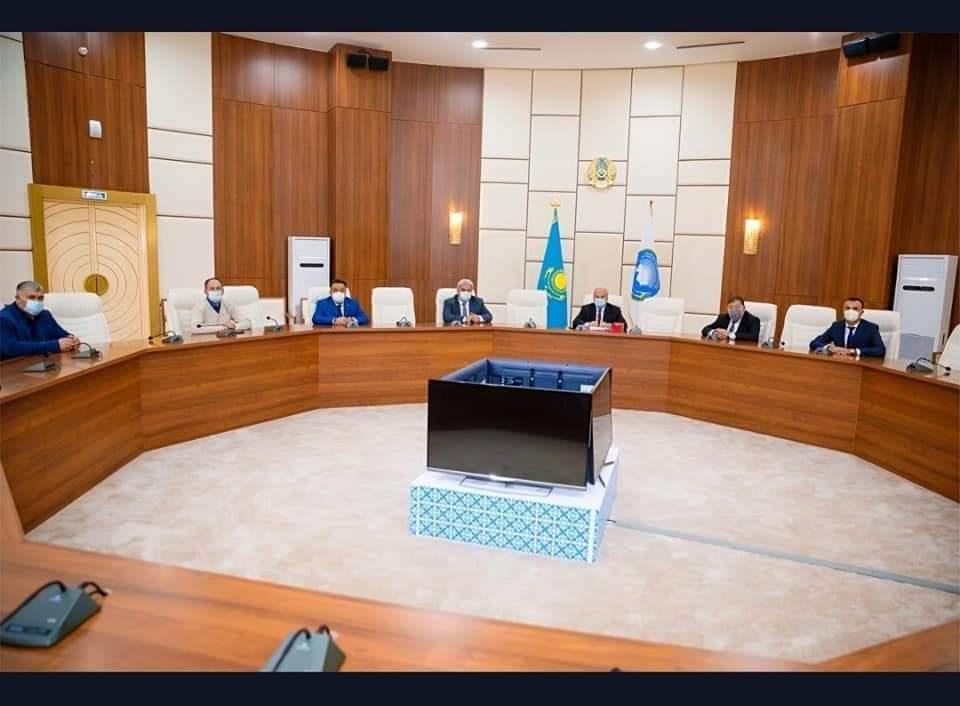 2021 жылғы 11 қаңтарда Нұр-Сұлтан қаласында ҚХА XXVIII сессиясы өтті