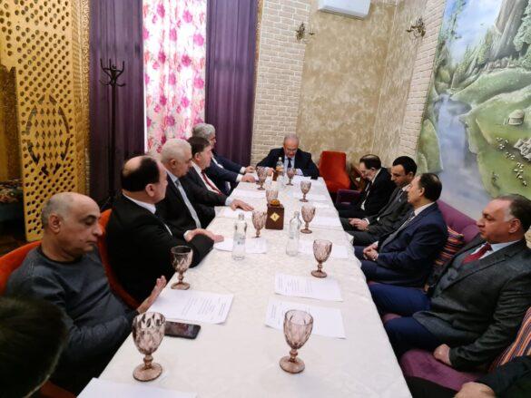 Ассоциация «Барбанг» курдов Казахстана подвела итоги 2020 года