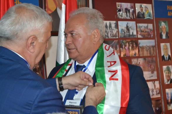 Pîrozbahîya serokê FNDK bo Sala nû – 2021