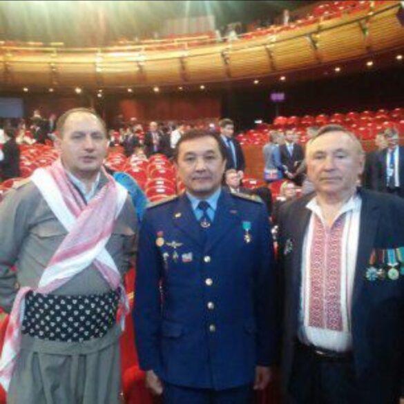 "Латиф Айдаров: ""Ассамблея - ұлттардың ұйытқысы"""