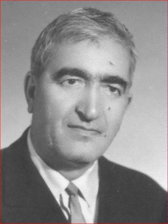 Памяти легендарного педагога и курдского учёного Аджие Джнди Джавари (Heciyê Cindî)