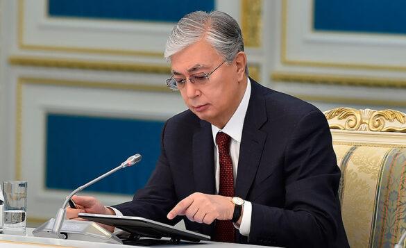 Мемлекет басшысы Қасым-Жомарт Тоқаевтың Ораза айт мерекесімен құттықтауы