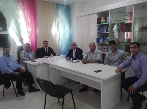 Отчётное собрание филиала Ассоциации «Барбанг» в городе Нур-Султан