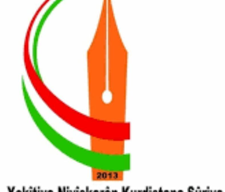 Sersaxîya Yekîtiya Nivîskarên Kurdistana Sûriya rêveberîya Federasîyona navnetewe ya dîyasporên kurdên Sovyêta berê ra