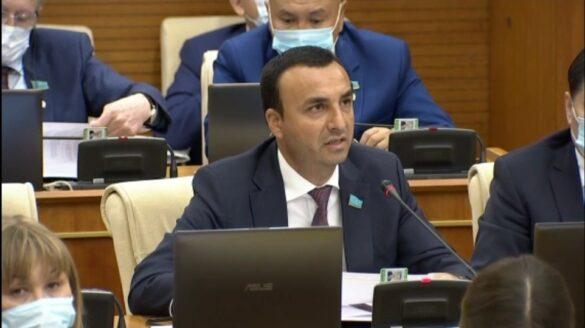 Депутат Парламента РК Вакиль Набиев поднял вопросы меж государственных отношений в сфере энергетики