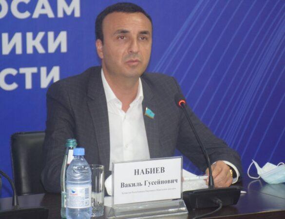 """Вакиль Набиев: """"АНК - это ключевой стержень стабильности"""""""