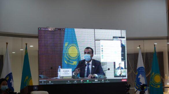 Мемлекет басшысының Қазақстан халқына Жолдауын талқылауға арналған ҚХА онлайн дөңгелек үстелі