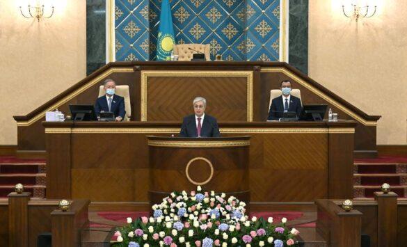 Мемлекет басшысы Қасым-Жомарт ТоқаевтыңҚазақстан халқына Жолдауы (толық мәтін)