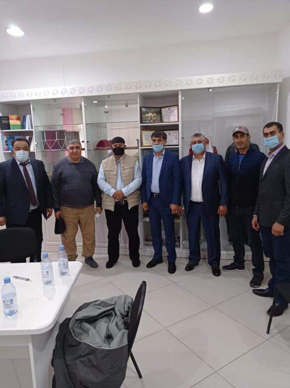 Филиалы Ассоциации по г. Нур-Султан и Акмолинской области провели совместное заседание